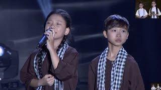 Tuyệt đỉnh song ca nhí: Sa mưa giông - Đức Vĩnh & Quỳnh Anh