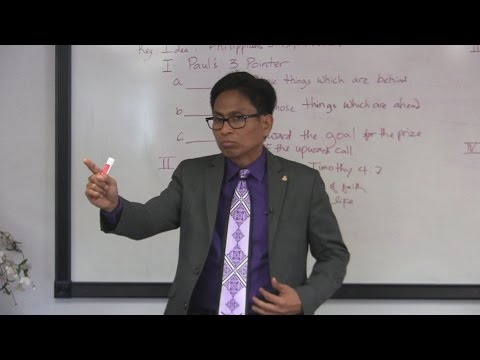 3rd Qtr  2015, Lesson 12 - Paul: Mission and Message