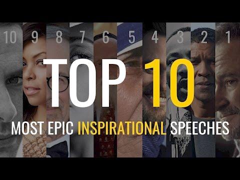 Goalcast's Top 10 Most Epic Inspirational Speeches | Vol. 1