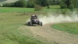 Kart cross pour encore plus d'émotion!