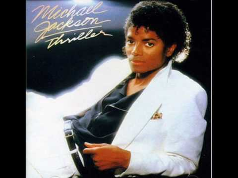 Michael Jackson  -Thriller - Baby Be Mine