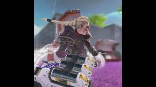 I Actually Dodged Bullets With Wraith's Emote In Apex Legends #Shorts