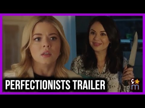 PRETTY LITTLE LIARS: THE PERFECTIONISTS First Trailer Released! Season 1 Coming in 2019
