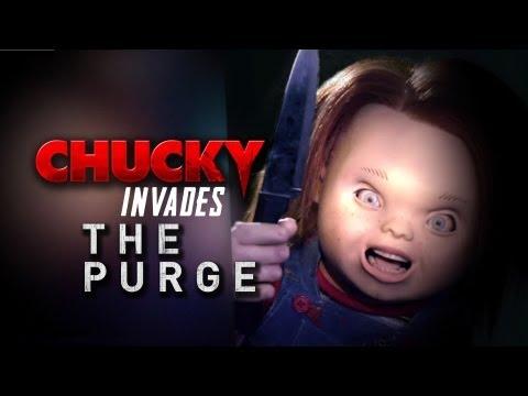 Chucky Invades The Purge - Horror Movie MashUp (2013) Film HD