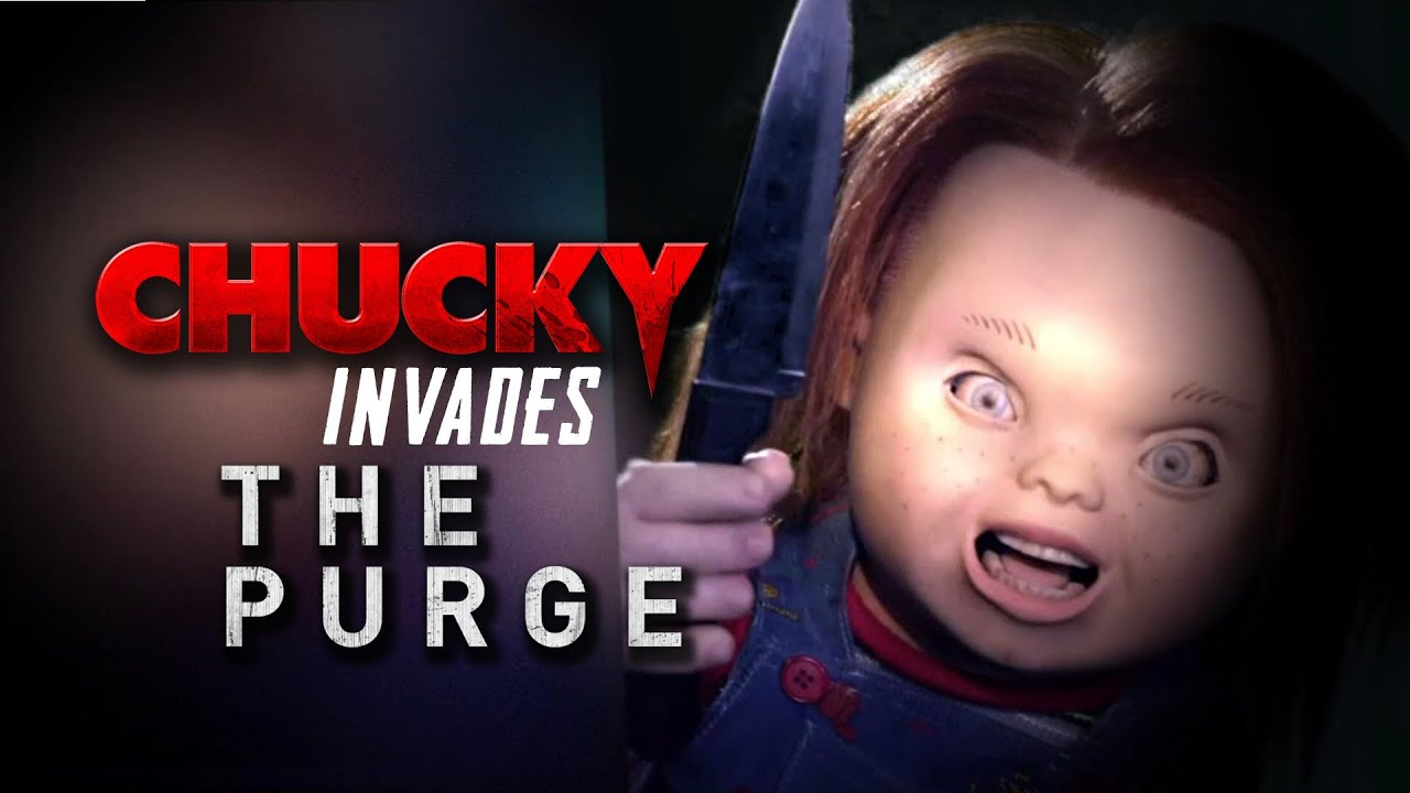 chucky invades the purge horror movie mashup 2013 film