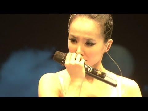 蔡依林Myself世界巡迴演唱會感性告白演唱《我》