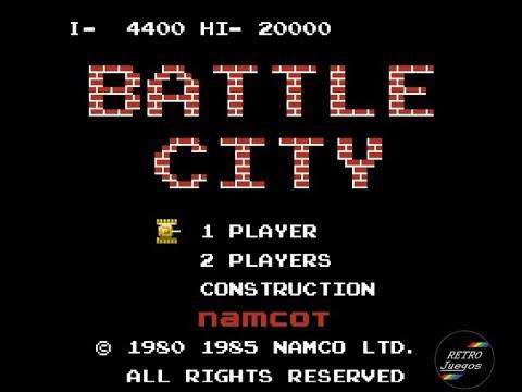 RETROJuegos CLÁSICO .... BATTLE CITY para NES - Review por Fabio Didoné