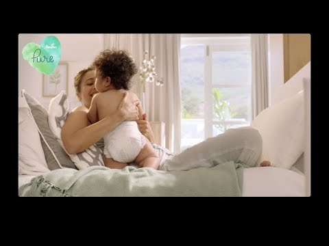 Pampers Pure Protection Product Video | New Pampers Pure Diapers