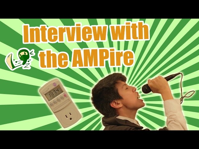Interview with the Ampire: A Shocking Intervention