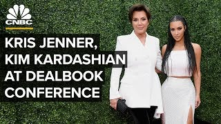 Kris Jenner and Kim Kardashian West speak at NYT DealBook Conference – 11/6/2019