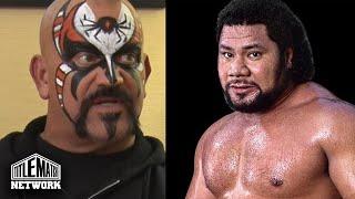 Road Warrior Animal - Wild Haku Bar Fight & Drinking w/ Andre the Giant