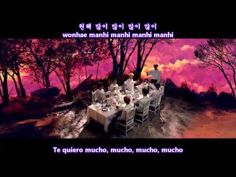 BTS (방탄소년단) - Blood Sweat & Tears MV [Sub Español + Hangul + Rom] HD