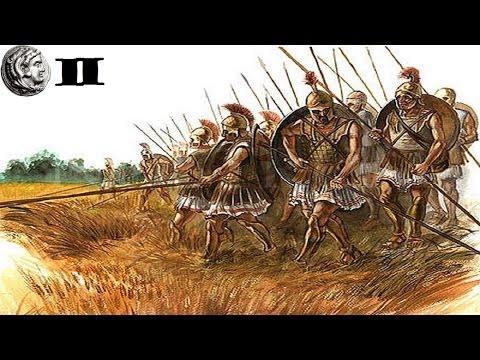 Македонские амбиции! Rome II Total War. 2-я серия [Тоска унылая...]