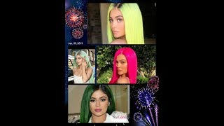 Kylie Jenner Wig / Fake Hair Collection |Life of Kylie | DooMING CELEBs