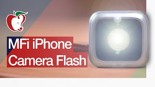 Anker MFi LED Flash for iPhone 11 & 11 Pro!