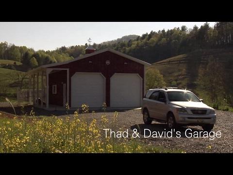Thad & David's Garage