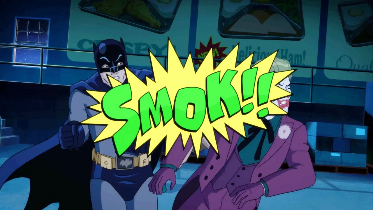 Trailer de Batman: Return of the Caped Crusaders