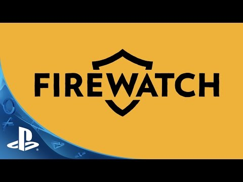 Firewatch Trailer