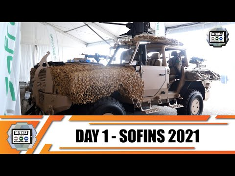 SOFINS 2021 Day 1 Special Operations Forces Network Seminar and Exhibition Bordeaux France