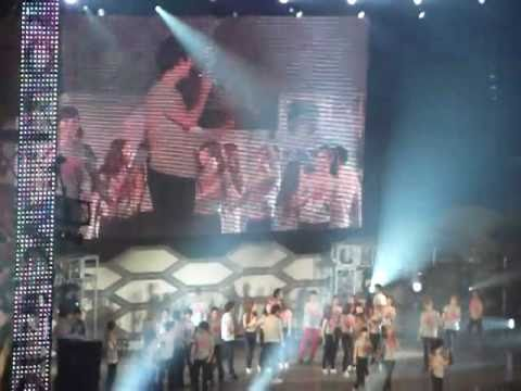 [SMTown Tokyo] 110125 SM Family Ending song 'Hope' @ SMTown Concert in Tokyo