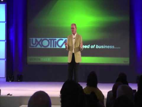 Derek Daly - Keynote Luxottica-PART 1 - YouTube