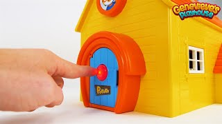 Kids, let's learn common words with Pororo's fun Toy Dollhouse!