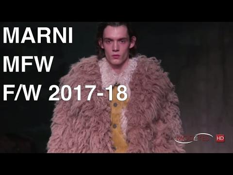 MARNI | FALL WINTER 2017 - 2018 | FASHION SHOW