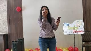 Manisha Rao - Pal (Jalebi) | TSJ Thane 1st Anniversary | The Sunday Jammers