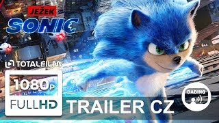 Ježek Sonic (2019) CZ dabing HD trailer