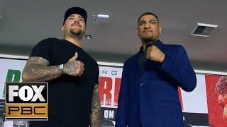 Best of the Ruiz vs. Arreola main event | PRESS CONFERENCE | PBC ON FOX