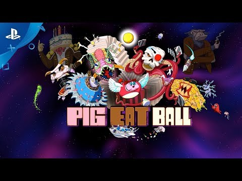 PIG EAT BALL Video Screenshot 1