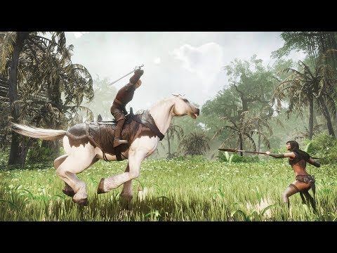 Conan Exiles - Mounts Announcement Teaser