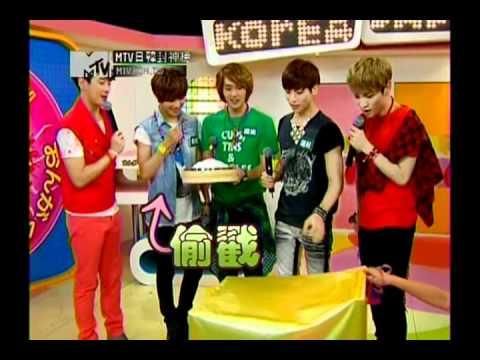 120701 MTV JK Chart SHINee