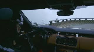 Range Rover sport Dragon challange-99 turns and 999 steps