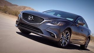 2016 Mazda6 - Review and Road Test