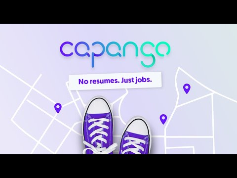 A quick tour of all the amazing ways Capango is changing the way employers and job seekers connect. Fast to start, easy to use and includes integrated text and video chat. Employers can hire the right candidates in as little as 48 hours! Seekers just swipe right for the jobs they like. Capango is helping connect people with jobs where they don't just collect a paycheck, but can pursue a passion. Online recruiting has met its match.