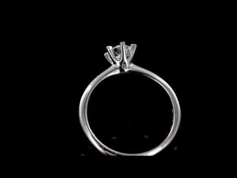 Browns Family Jewellers Single Diamond Engagement Ring