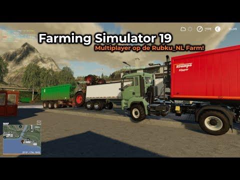 Farming Simulator 19 (Opname 05/03/2019)