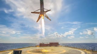 Why does the SpaceX droneship camera always cut out?