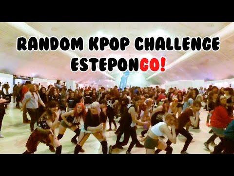 RANDOM KPOP CHALLENGE @EsteponGo