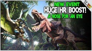 NEW EVENT! HUGE HR BOOST! A Nose For An Eye Monster Hunter World Event Quest