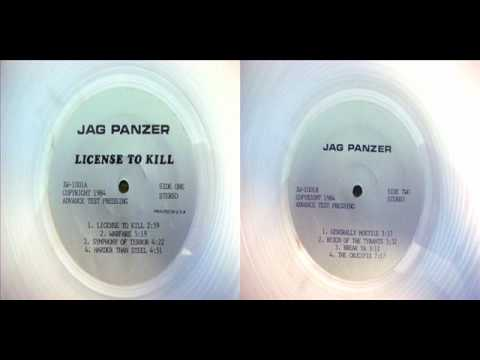 Jag Panzer - Warfare (from the LP