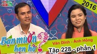 Cô giáo Quảng Bình có giọng nói ngọt ngào khiến Quyền Linh đứt ruột | Văn Dính - Ánh Hồng | BMHH 228