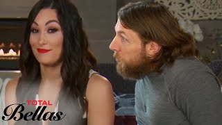 Brie Breaks the News to Bryan About Nikki Bella | Total Bellas | E!