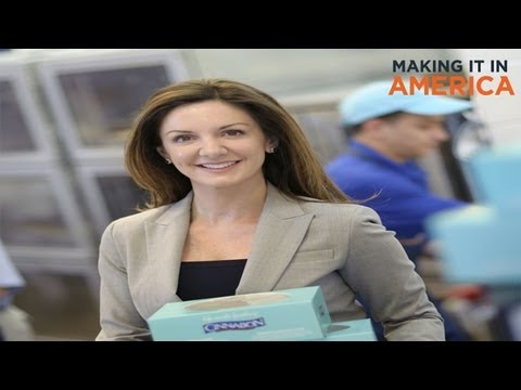 Kat Cole: A taste of sweet success - YouTube
