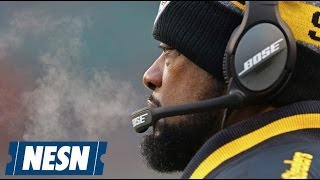 Mike Tomlin Fires Back At Terry Bradshaw's 'Cheerleader' Comments