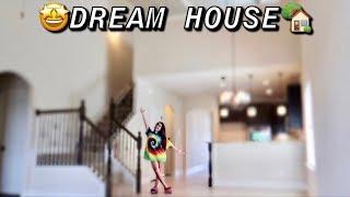 EMPTY HOUSE TOUR!   SAN ANTONIO, TEXAS
