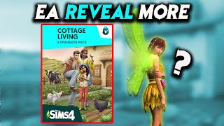 Gurus Discuss Fairies, Horses, Lots, Ponds + more! Sims 4 Cottage Living