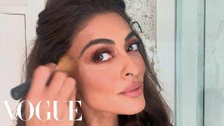 Juliana Paes's Everyday Bombshell Beauty Look | Beauty Secrets | Vogue