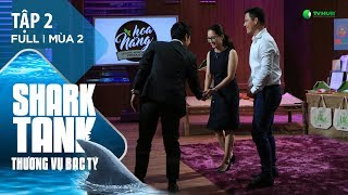 Startup Nông Sản Hữu Cơ Bất Ngờ Nhận Đầu Tư 10 Tỷ | Shark Tank Việt Nam Tập 2 - Mùa 2 [Official]